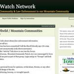 New virtual Idyllwild community watch launched