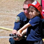 Firefighters Muster fun, educational