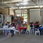 Rotary Anns' potluck lunch raises funds for IFPD