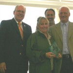 Shelley Kibby honored as employee of the year