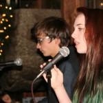 Idyllwild Arts song writing students perform at Creek House