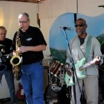 PHOTOS: Idyllwild musicians play to support one of their own