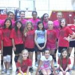 Idyllwild girls attend volleyball camp