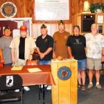 New Idyllwild Legion officers sworn in