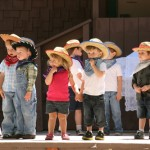Preschool graduation takes place after all