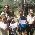 New Junior Rangers start at Mt. San Jacinto Park