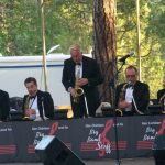 Ken Dahleen and his Big Band Staff open the summer series: A tribute to the Fourth of July