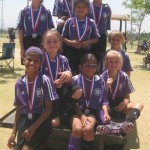 Read's soccer team finishes first