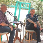 Heller discusses 'Lucky Kellerman' at Idyllwild series