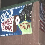 Town Hall hosts movies in the park