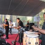 Santana tribute band Grupo Bohemio next