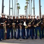 Marine band; different band, different day, different format