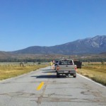 Expect delays on Highway 74 this week