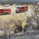 PHOTOS: Day 2 of Buck Fire reveals devastation, crews' efforts