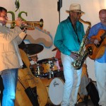 Town Jazz Saturday night at Jo'An's