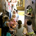 Jr. Naturalists learn about deer