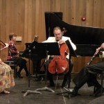 Four-piece set opens chamber series