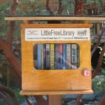 Idyllwild has a Little Free Library