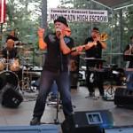 City Beat rocks summer concert