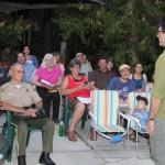 Neighborhood watch groups form as crime escalates