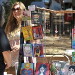 Artists join yard sale weekend