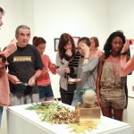 Faculty art show opens at Parks Exhibition Center