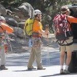 Mountain rescue Sunday morning