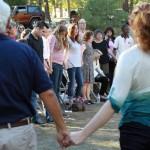Community pays tribute to Steve Hudson