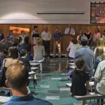 New teachers introduced at Back to School Night