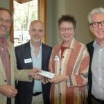 Associates give Idyllwild Arts 2012 jazz festival profits