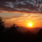 Outside Idyllwild: The golden hour: Part 1 …