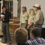 Forest Service recognizes volunteers