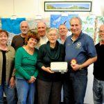 Mountain Disaster Preparedness thanks Jeff Stone
