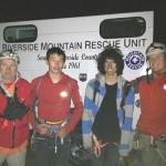 RMRU performs dangerous night rescue