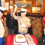 Veterans mark Marine Corps birthday