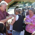Residents get health help at fair