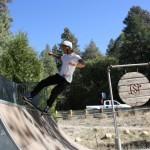 Skate park hosts October games