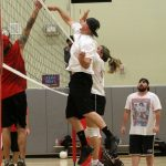 Sports: Town Hall Adult Volleyball