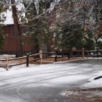 Idyllwild winter weather, Dec. 13