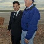 Raul Ruiz excited about new career and his district