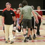 PHOTOS: Adult coed volleyball