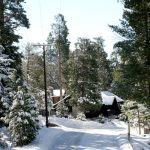 PHOTOS: New Year's weekend snow