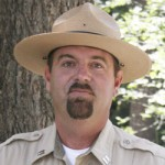 Garratt Aitchison leaving Mt. San Jacinto State Park for Ocotillo Wells