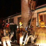 Two chimney fires in Idyllwild last week