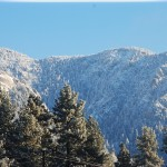 Idyllwild — Lotsa Snow and Sun
