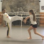 Town Hall offers Capoeira classes