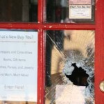 Chamber of Commerce offices ransacked