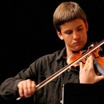 Finch leads associates concert