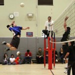 Idyllwild Garage wins volleyball championship for third year