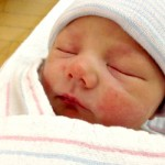 Birth announcement: Kylan Michael Fender